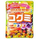 UHA味覚糖 コグミ わくわくMIX 85g×10袋入×(2ケース)