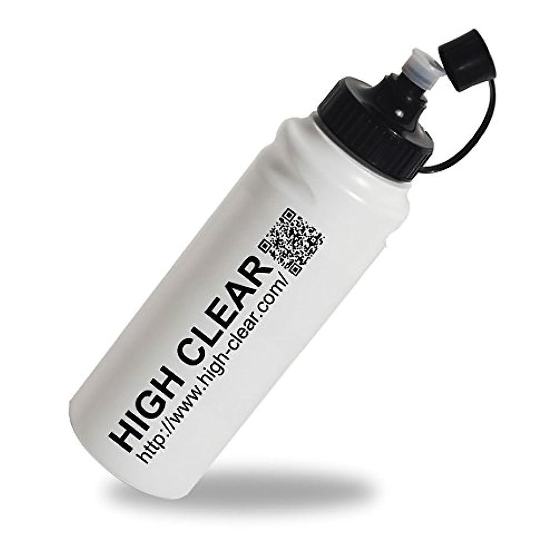 結び目ピースヒステリックHIGH CLEAR(ハイクリアー)ウォーターボトル1000ml