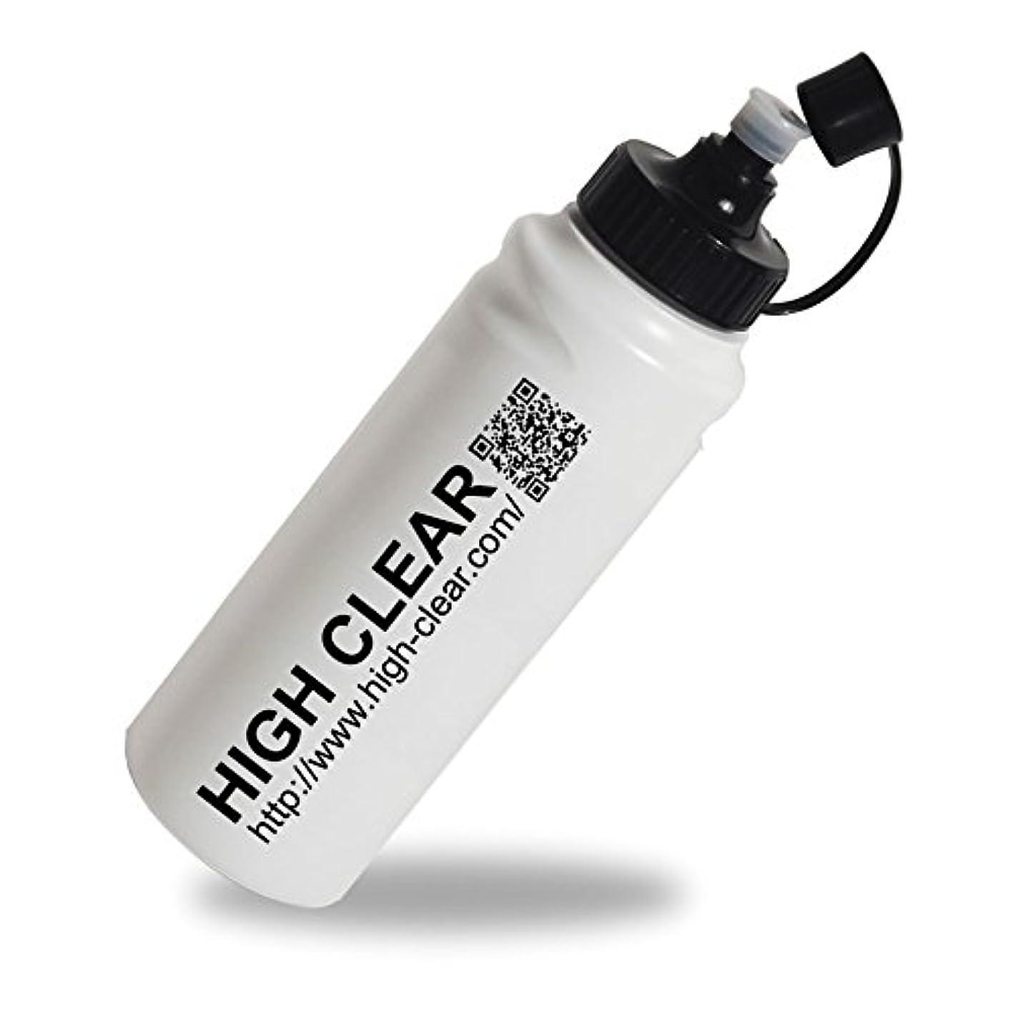 電気陽性者喜劇HIGH CLEAR(ハイクリアー)ウォーターボトル1000ml