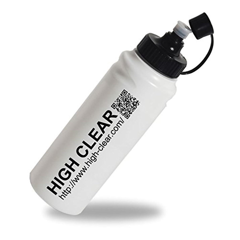 マオリつまらない空白HIGH CLEAR(ハイクリアー)ウォーターボトル1000ml
