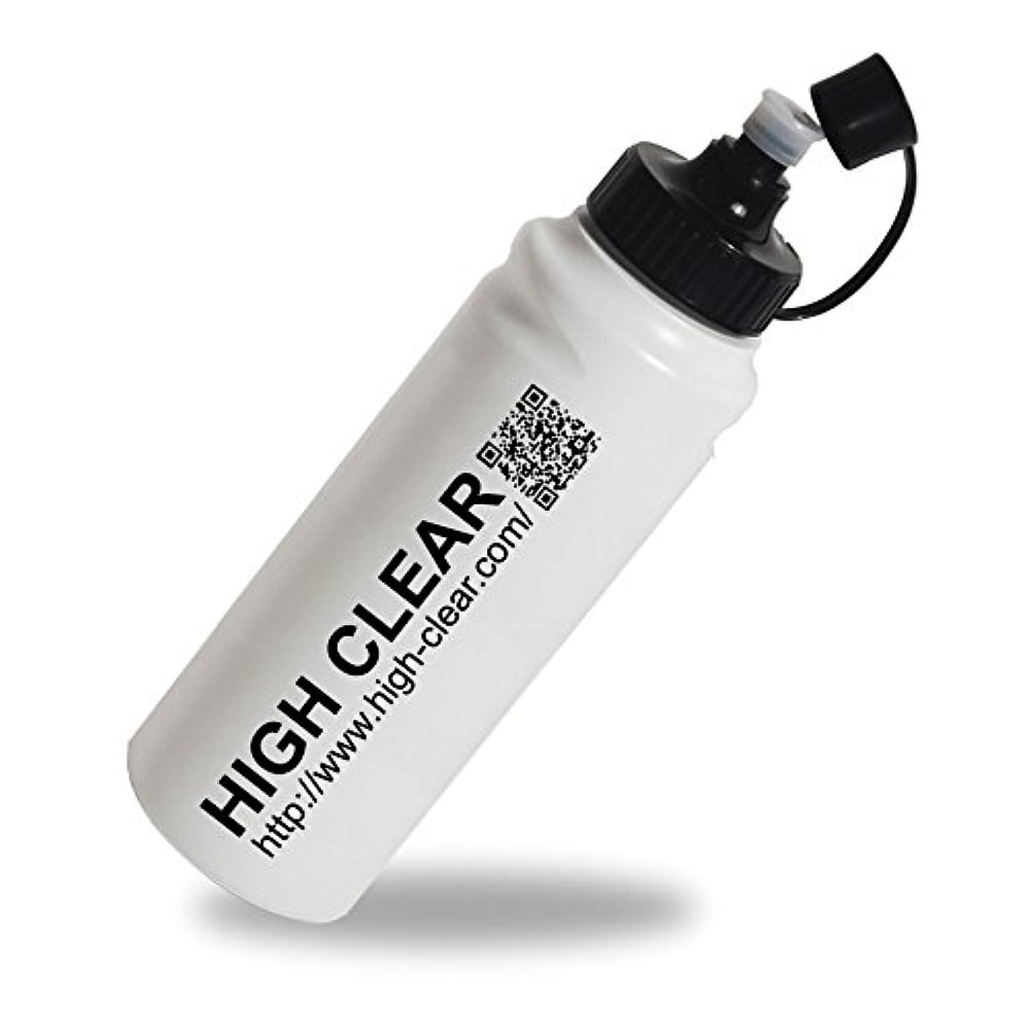 テント一見散逸HIGH CLEAR(ハイクリアー)ウォーターボトル1000ml