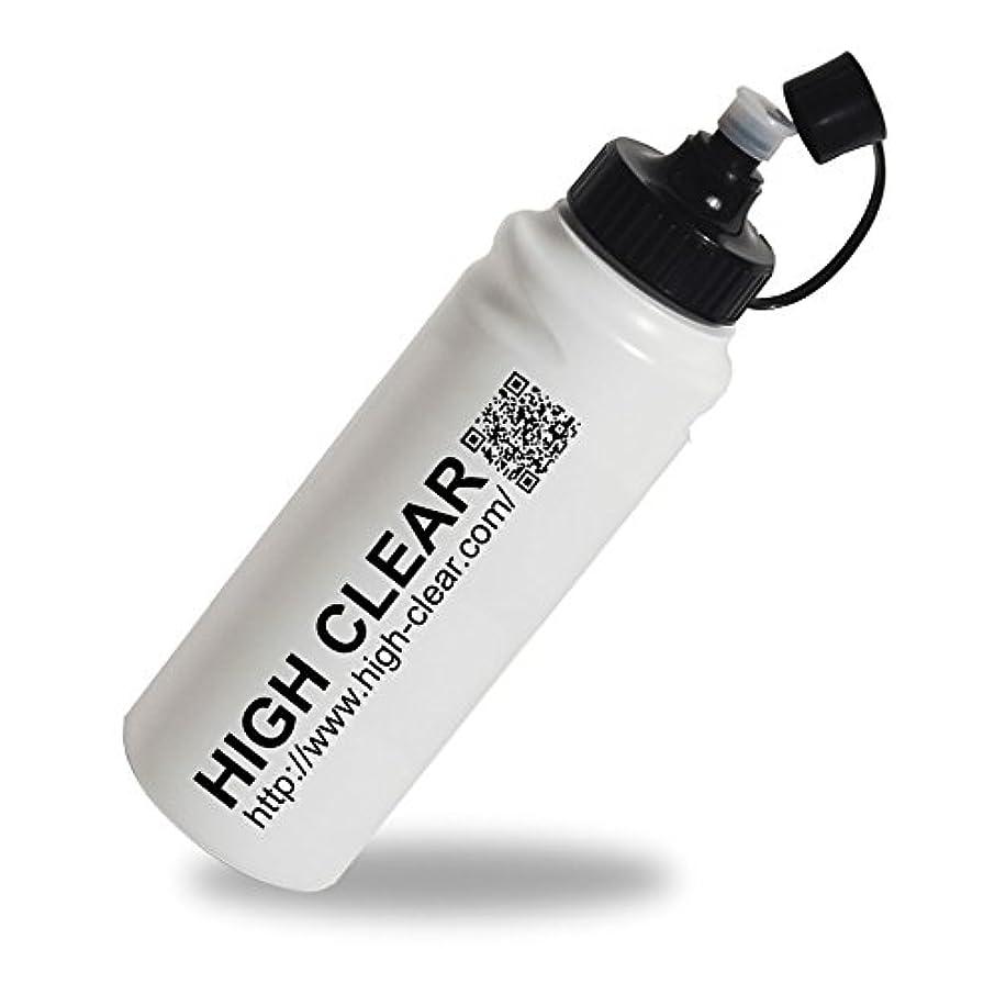 松置くためにパック知恵HIGH CLEAR(ハイクリアー)ウォーターボトル1000ml