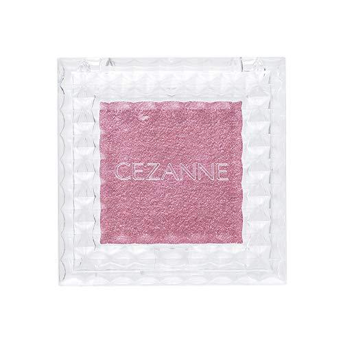 セザンヌ シングルカラーアイシャドウ 02 ニュアンスピンク 1.0g