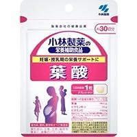 小林製薬 葉酸 30粒(約30日分)×6個セット【ネコポス発送】