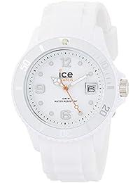 [アイスウォッチ]ICE-WATCH シリコレクション ホワイト SI.WE.U.S 【正規輸入品】