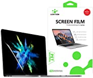 LENTION Clear Screen Protector for 2019-2016 MacBook Pro (13-inch, with 2/4 Thunderbolt 3 Ports) - Model A2159