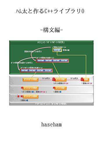 ハム太と作るライブラリ構文編
