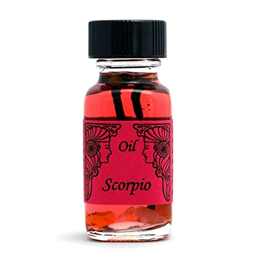 リボンクモラジカルアンシェントメモリーオイル 12星座オイル(占星術オイル)Scorpio 蠍座 10月23日~11月21日