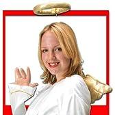 ハッピーゴールド天使の輪・ウイングセット