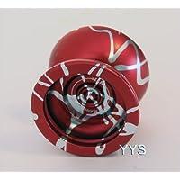 Magic YoYo N11 Yo-Yo - Red with Silver Splash [並行輸入品]