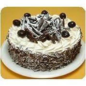 紅茶のフォレノワール 【6号 18cm バースデーケーキ 誕生日ケーキ デコ】::128