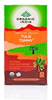 Organic India Tulsi Tummy Tea, 25 Tea Bags