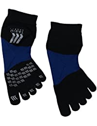 [Tabio]タビオ レーシングラン5本指ソックス25~27cm 日本製 スポーツ 靴下