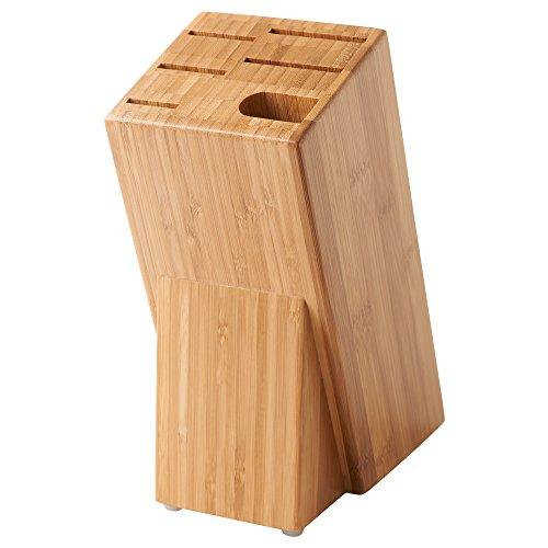 RoomClip商品情報 - IKEA (イケア) HYVLA ナイフ立て,包丁立て  竹 40307833
