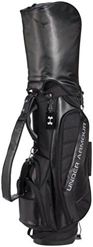 [アンダーアーマー]ゴルフキャディバッグスタンドタイプ(ゴルフ/キャディバッグ) AGF3792 BLK