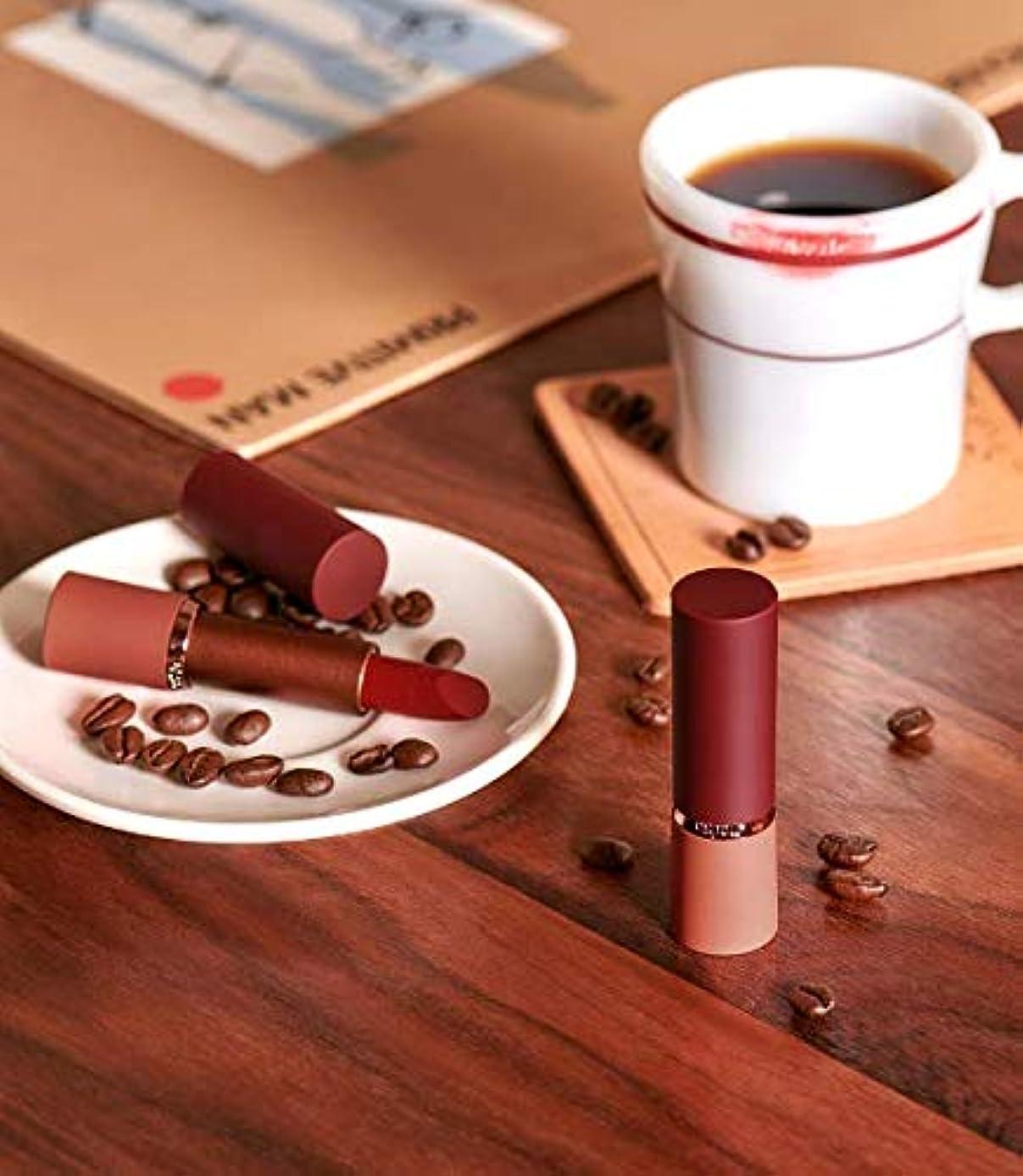 層ハッチ愛国的な[エスポア] eSpoir ノーウェアジェントルマット #RED MEETS CAFE/No Wear Gentle Matte [海外直送品]