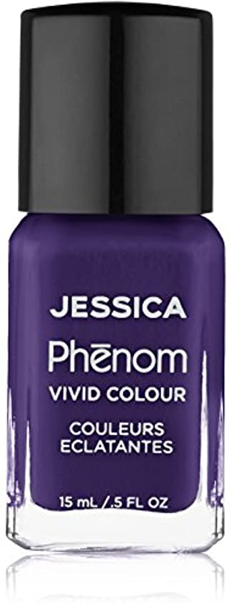 Jessica Phenom Nail Lacquer - Grape Gatsby - 15ml / 0.5oz