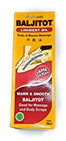 Baljitot リニメント剤オイル - ラブと筋肉マッサージ、50mlの