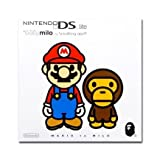 エイプ Nintendo Ds Lite - Mario/bathing Ape Baby Milo Limited Edition Champagne Gold (IMPORTED) by Nintendo [並行輸入品]