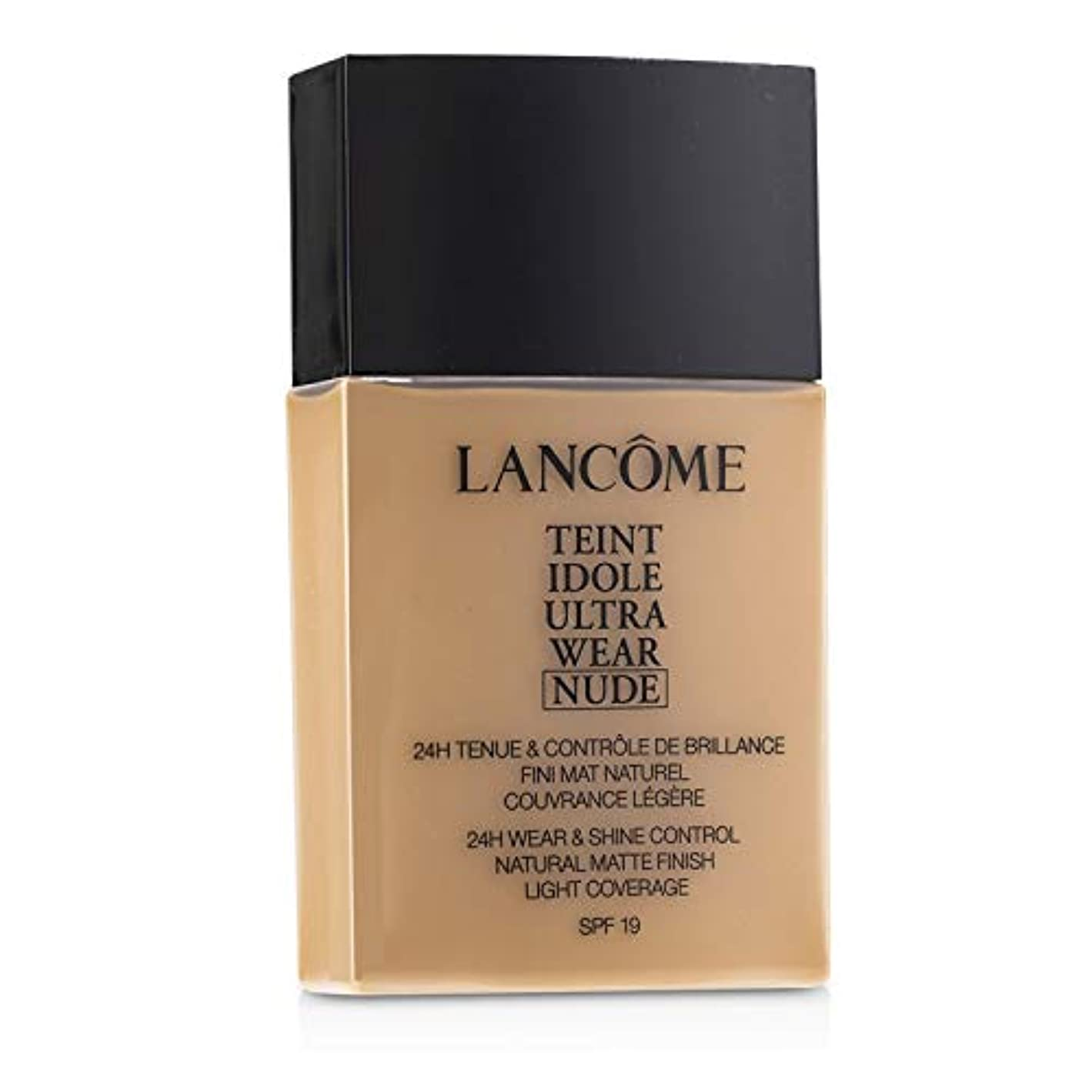 ランコム Teint Idole Ultra Wear Nude Foundation SPF19 - # 05 Beige Noisette 40ml/1.3oz並行輸入品