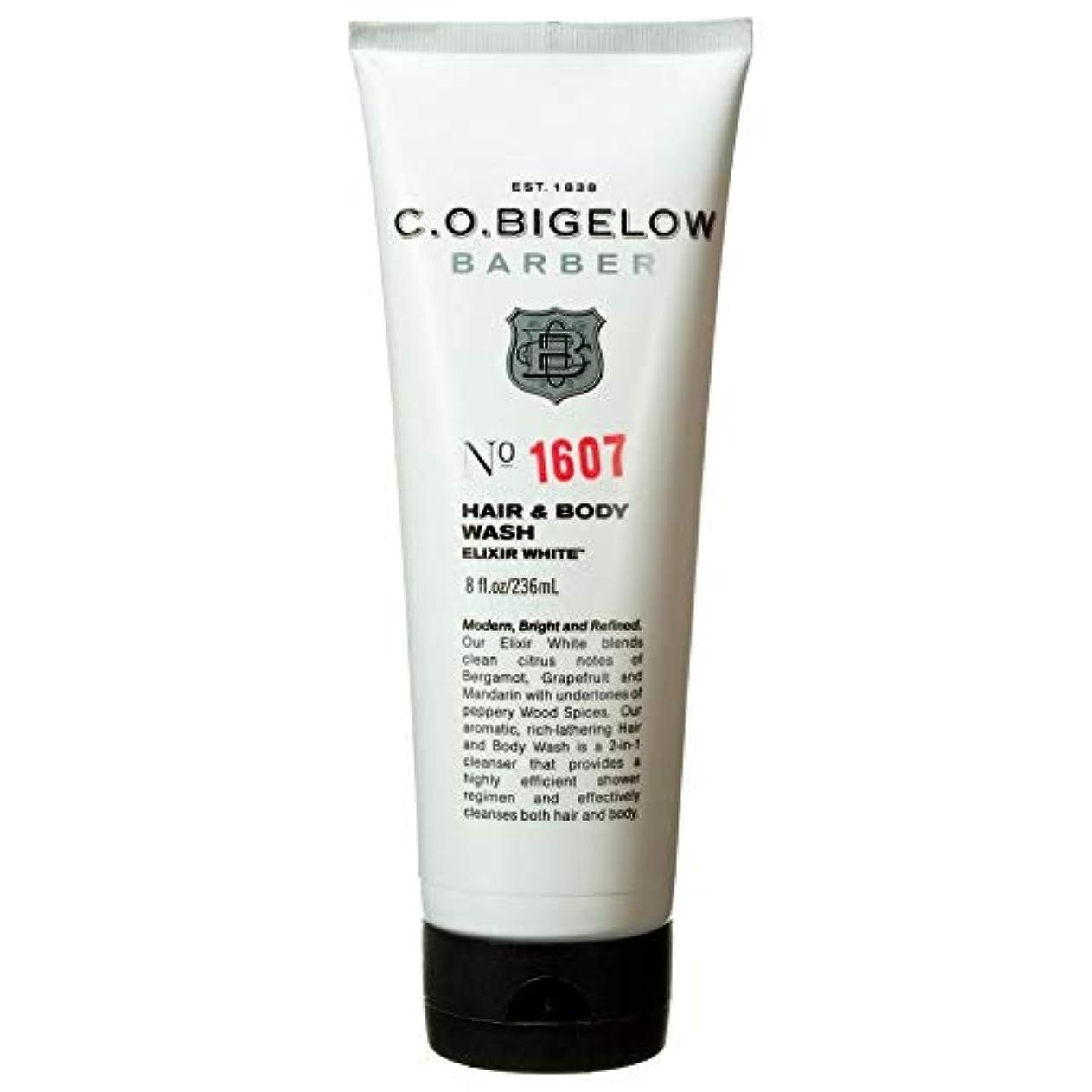 確認些細スーツケース[C.O. Bigelow] C.O.ビゲローエリクサー白い髪とボディウォッシュ - C.O. Bigelow Elixir White Hair And Body Wash [並行輸入品]