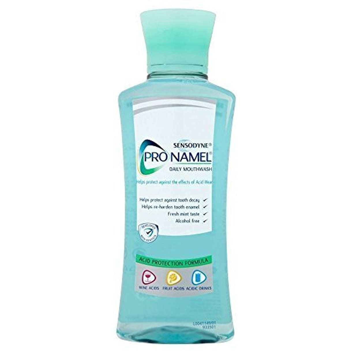 無臭広範囲尾Sensodyne Pronamel Mouthwash (250ml) by Grocery [並行輸入品]