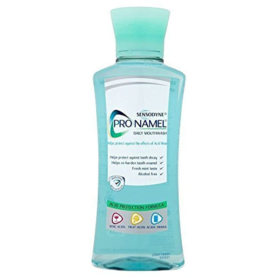 Sensodyne Pronamel Mouthwash (250ml) by Grocery [並行輸入品]