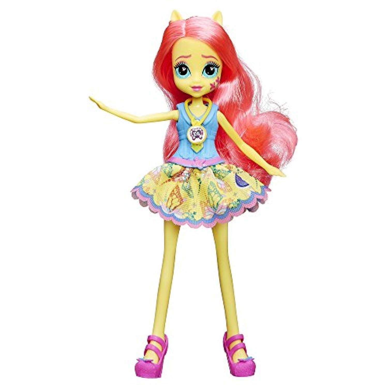 [マイリトルポニー]My Little Pony Equestria Girls My Little Pony Equestria Fluttershy Friendship Games Doll B2017AS0 [並行輸入品]