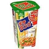 森永製菓  ポテロング<ピザ味>  43g×10個