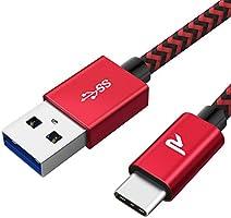 Rampow USB Type C ケーブル 1M