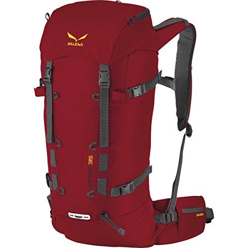 Salewa Miage 35 Backpack ? 2136 cu in Mars Red、1サイズby Salewa