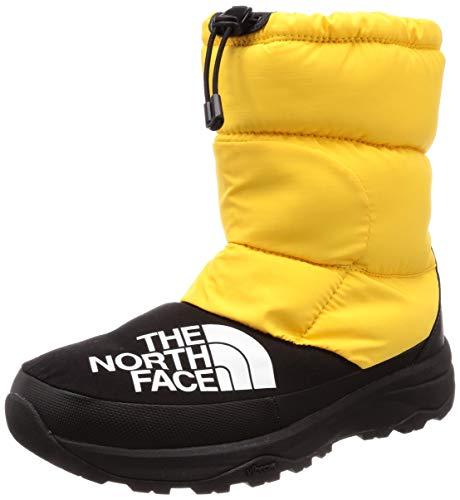 [ザ・ノース・フェイス] ブーツ ヌプシ ダウン ブーティー TNFイエロー×ブラック US 6(24 cm)