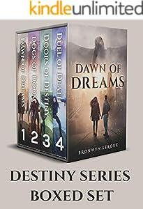 Destiny Series Boxed Set: Books 1 - 4 (English Edition)