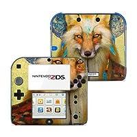 【Decalgirl】ニンテンドー2DS用スキンシール【Wise Fox】