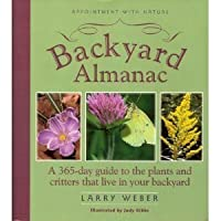 Backyard Almanac (Appointment With Nature Series)