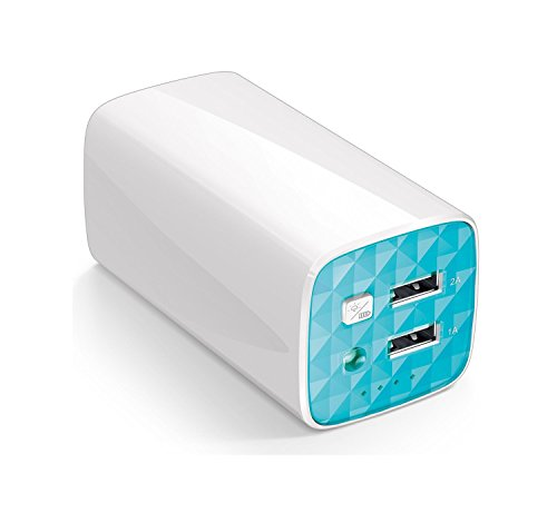 TP-Link 大容量モバイルバッテリー(10400mAh 2ポートLG製セル搭載)iPhone/iPad/Xperia/Galaxy/Android各種他対応 TL-PB10400