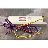 蛍光灯安定器 40W×2灯 ラビット 100V 60Hz 藤井電機工業 REHL-40100B2-S