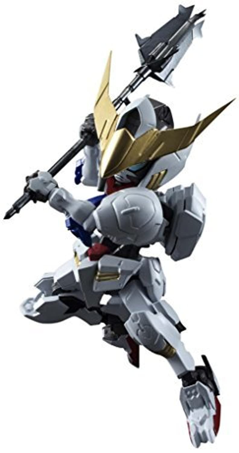 NXEDGE STYLE next-edge style Mobile Suit Gundam Blood and iron Orufenzu [MS UNIT] Gundam Barbados about 90mm ABS & PVC