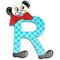 Legler R Bear's Head Letter Children's Furniture by Diverse