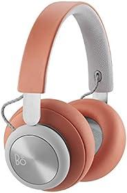 Bang & Olufsen Beoplay H4 Wireless Over-Ear Headphones, Premium Bluetooth Headphones, Tangerine