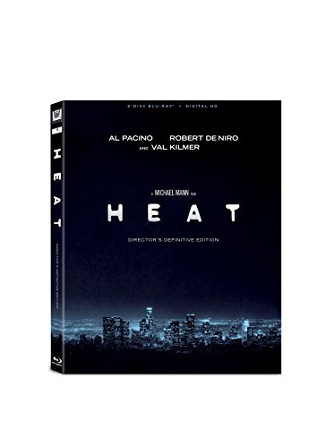 Heat Director's Definitive Edition [Blu-ray]