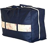 セイエイ (Seiei) 羽毛布団保存用袋(持ち手付) 【まとめ買い5個セット】