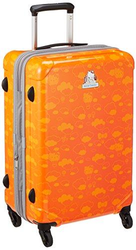 [ワールドトラベラー] スーツケース 10周年ハローキティーコラボ エキスパンド機能付 51L 55cm 3.7kg 063...