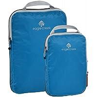 Eagle Creek Hardside Luggage Set, 2 Piece, Brilliant Blue, 25 Centimeters 104EC411881531004