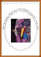 ポスター リチャード リンドナー Marilyn Was Here 1967 額装品 ウッドベーシックフレーム(オレンジ)