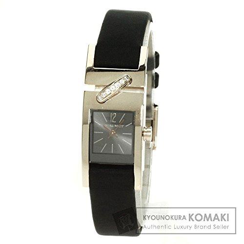 Chaumet(ショーメ) 116400 リアン ダイヤモンド 腕時計 K18ピンクゴールド/サテン レディース (中古)