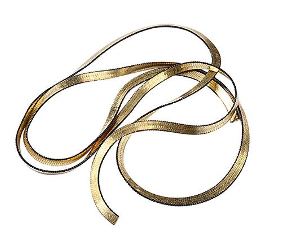 スローキモい換気するTianmey ミックスネイルアートメタルチェーン3Dネイルアートデコレーションチャームパンク合金スタッドDIYネイルデザインマニキュアツールアクセサリー (Color : Snake bon)