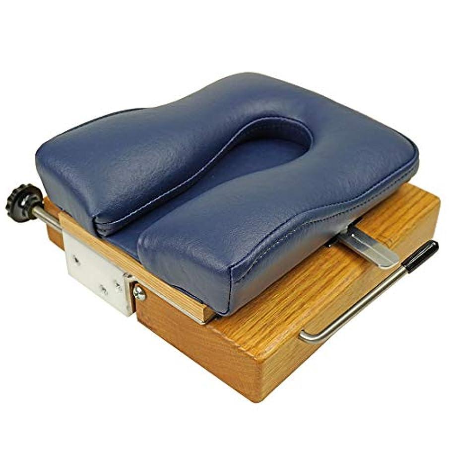 預言者切り下げ指紋LLOYD (ロイドテーブル) 可変式 ターグルリコイル ドロップ ポータブルドロップ 【 ヘッドピース 上部頚椎用 】