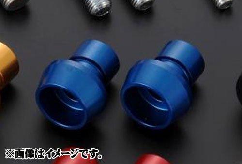ジェイトリップ(J-TRIP) フックボルト 6mm 青 アルミ ヤマハ/アプリリア/ドカティ/トライアンフ等 JT-107GBL