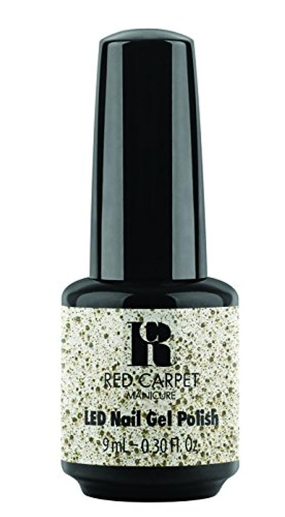 昨日キッチン低いRed Carpet Manicure - LED Nail Gel Polish - Trendz - Hollywood Royalty - 0.3oz / 9ml